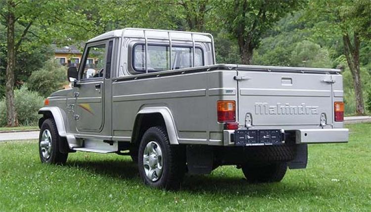 Land Rover Diesel For Sale >> BOLERO -2.5Ltr. 4X2 / 4X4 S/C PICK UP – Svani Group