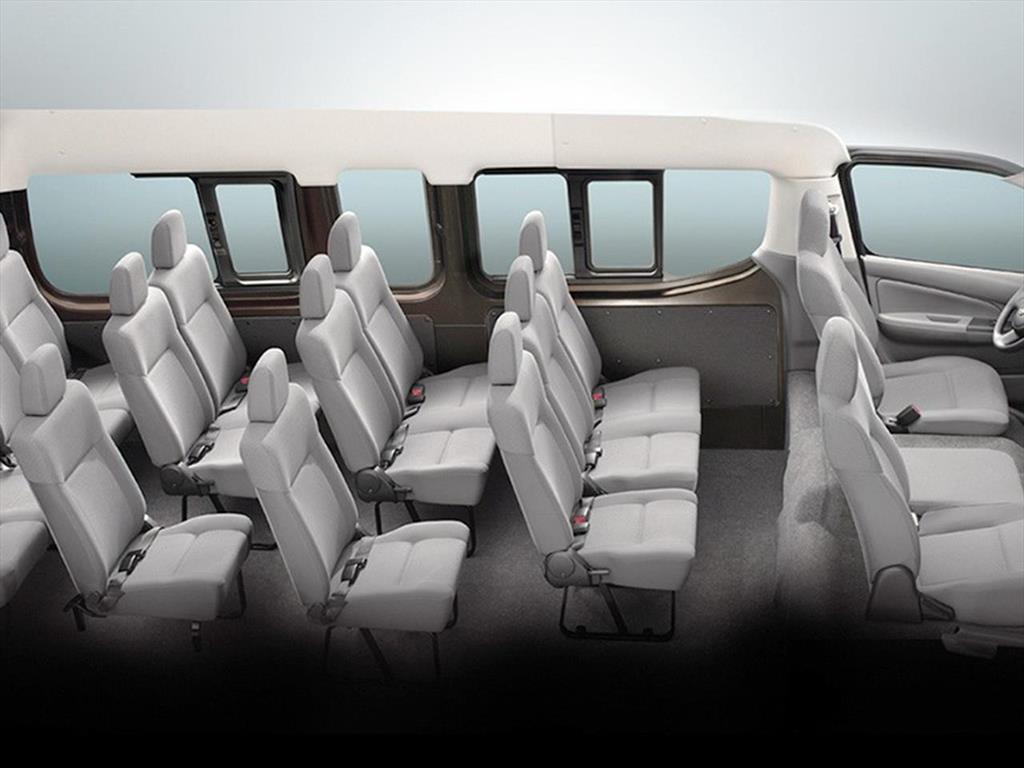 Nissan Urvan NV350 (15 seater) – Svani Group
