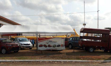 SVANI GROUP LIMITED DISPLAY AT THE 23rd GHANA INTERNATIONAL TRADE FAIR 2019